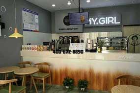蜜菓奶茶加盟店在天津有吗