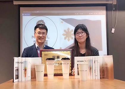 海外奶茶品牌,黄女士签约菲律宾蜜菓总代理