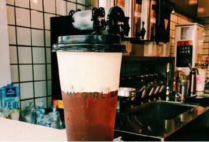 加盟开奶茶店