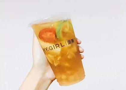 蜜菓水果茶