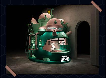 机器人奶茶店