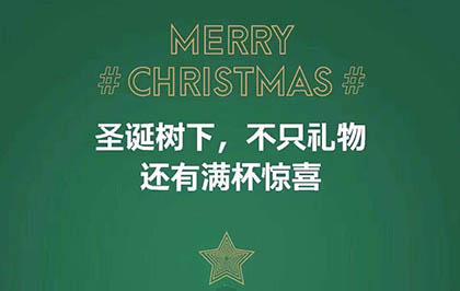 蜜菓圣诞节