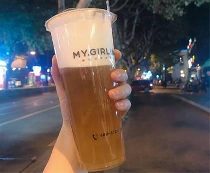 奶茶加盟店夏天好卖的饮品